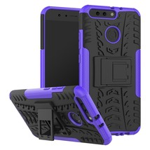 For Huawei Honor 8 Pro / Honor V9 Anti-slip PC + TPU Hybrid Phone Shell ... - $4.73