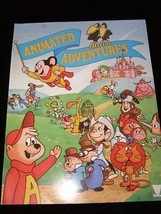 Animated Adventures Viacom Promo Mighty Mouse Alvin & The Chipmunks Harl... - $19.99