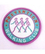 Prevention Walking Club Iron On Clothing Patch - $6.40