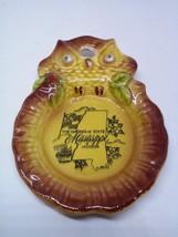 The Magnolia State Mississippi Jackson Souvenir Tray - $11.75