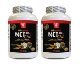 energy boost all natural - MCT OIL - brain vitamins memory focus 2B - $33.62