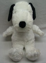 "Cedar Fair Peanuts VERY SOFT SNOOPY DOG 15"" Plush STUFFED ANIMAL Toy - $19.80"