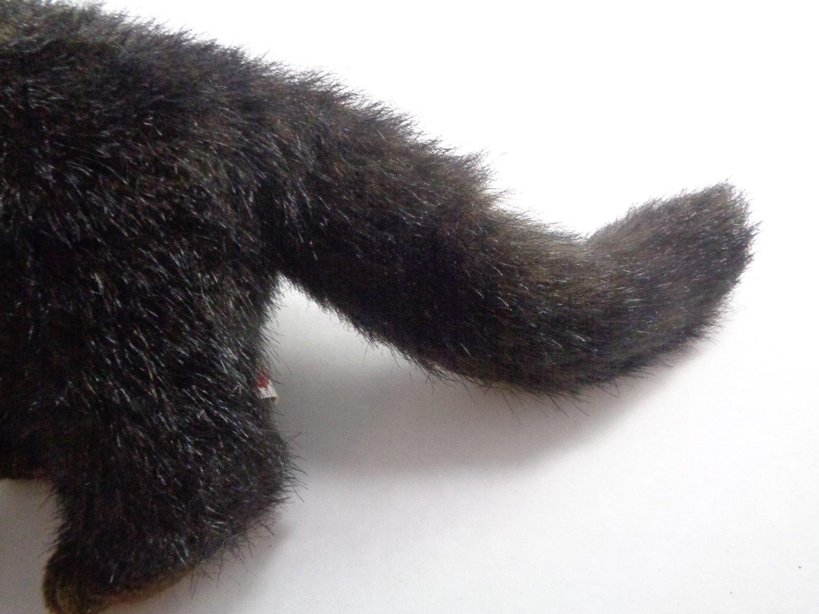 Halloween Ty Black Cat Heiress Pink Bow Plush Stuffed Animal Toy Doll image 6