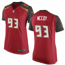 NIKE NFL Tampa Bay Buccaneers Gerald McCoy #93 Women On Field M Jersey  NWT $100 - $52.33