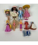 Mcdonalds Happy Meal Toys Madame Alexander Dolls + Mini Dolls - $19.99