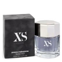 XS by Paco Rabanne Eau De Toilette Spray 3.4 oz for Men #402612 - $45.94