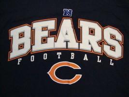NFL Chicago Bears National Football League Fan Team Apparel Blue T Shirt L - $15.10