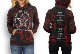 hoodie women sisters of mercy - $43.99+