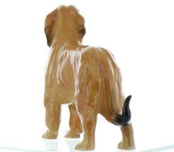 Hagen Renaker Pedigree Dog Afghan Hound Ceramic Figurine image 8