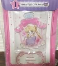 Sailor Moon Pajama Party for Girls Acrylic Stand Usagi Tsukino Moon Anim... - $39.59