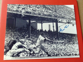 """WILLIE  MAYS  HAND SIGNED  AUTHENTIC  AUTOGRAPHED  8 """" X 10 """" PHOTO  SCO... - $99.99"""