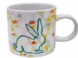 New Starbucks Holiday 2019 Spring Easter Rabbit Ceramic 12oz Mug - $19.79