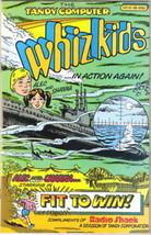 Tandy Computer Whiz Kids Comic #2021 Archie 1988 VERY FINE+ - $2.99