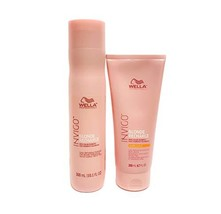 Wella Invigo Blonde Recharge Shampoo(10.1fl.oz) + Warm Conditioner(6.7Fl.oz) - $28.99