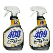 Formula 409 Stone & Steel Cleaner (2 Pack) 32 oz Spray Bottles discontin... - $128.69