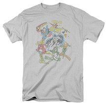 DC Super Collage Adult T-Shirt - $19.95+