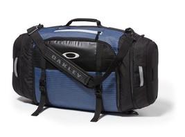Oakley Duffel Gym Travel 35L Bag Nylon Reflective Shoe Compartment Black... - $119.52