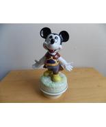 Disney Prince Charming Mickey Mouse Musical Figurine  - $40.00