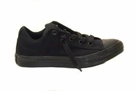 Converse Junior CT All Star 626089C Street Sneakers Black Size UK 13 - $42.97