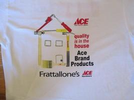 Ace Hardware Frattallones 10% discount wear the shirt T Shirt size XL - $2.99