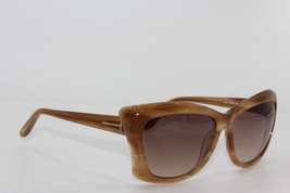 TOM FORD TF 280 47F LANA BROWN GRADIENT SUNGLASSES AUTHENTIC 59-16 W/CASE - $229.08