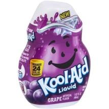 Kool Aid Grape Liquid Concentrate Drink Mix, 1.62 Fluid Ounce -- 12 per case.