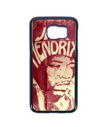 Jimi Hendrix Samsung Galaxy S6 EDGE PLUS case Customized Premium plastic... - $12.86