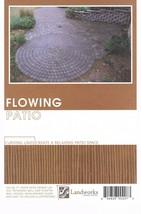 Landscape Plans Flowing Patio Brick Paver Layout Landworks Design Group DIY - $8.25