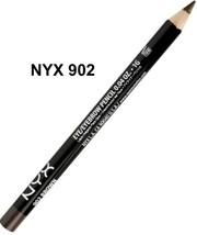 NYX 902 BROWN Eyeliner Eyebrow Pencil NEW  - $3.65