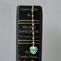 Crystal Heart Bookmark image 3
