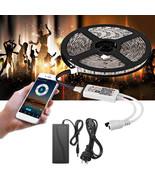 5M SMD5050 Smart WiFi RGB LED Strip Lights for Amazon Echo Alexa Google ... - $43.40