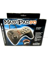 Makopad PC Game Controller Interact - Brand New with install disc window... - $14.49