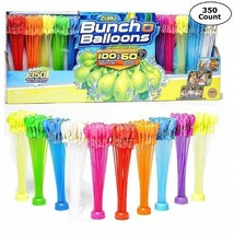 Bunch O Balloons Fill in 60 Seconds, 350 Water Balloons, Self Sealing Su... - $181.66
