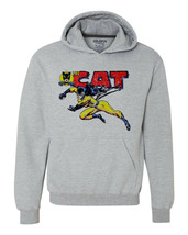 The Cat Hoodie Marvel Tigra retro 1970s Greer Grant Nelson Avengers female hero image 1