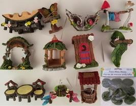 Fairy Garden Accessories, Select: Type - $2.99
