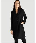Ann Taylor Petite Chesterfield Coat, Black, size XL Petite, NWT - $189.00