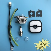 Carburetor & Kit Echo 12520020562 12520020560 PB2100 12520020561 Zama C1U-K42B image 2