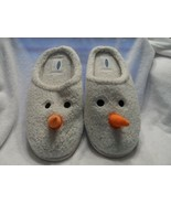 winter white snowman House slipper size L (10-11) from Old Navy - $13.50