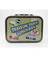 Travelin' Tales Dog Doggie Food Water Bowl Carrying Lunch Box - $14.85