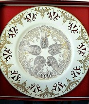 "Lenox Collectors Plate Limited Edition Millennium 2000 ""Messengers of Harmony""  - $39.55"