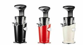 NEW HUROM Diva H-100S Slow Juicer Fresh Extractor Squeezer 220V - 3Color image 1