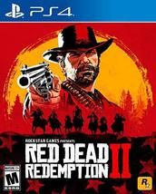 Red Dead Redemption 2 - PlayStation 4 [video game] - $53.40