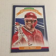 2020 Panini Diamond Kings Los Angeles Angels Mike Trout MLB Trading Card - $4.99