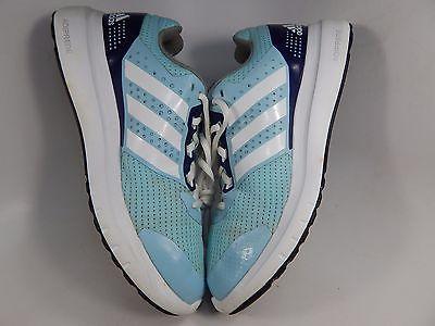 Adidas Duramo 7 Women's Running Shoes Size US 7 M (B) EU 38 2/3 Blue White
