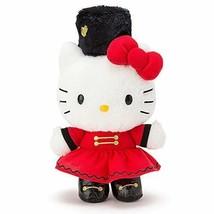 New! Hello Kitty Plush Doll British Soldier Sanrio Japan F/S - $51.41