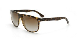 Ray Ban Highstreet Unisex Sunglasses RB4147 710/51 Light Havana 60mm Authentic - $115.43
