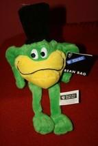 """Vtg MICHIGAN J FROG 10"""" Looney Tunes Plush Stuffed Animal 1998 Warner Br... - $9.29"""