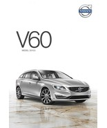 2015.5 Volvo V60 sales brochure catalog folder US T5 T6 AWD R-Design - $7.00