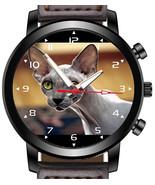Sphynx Cat Unique Unisex Beautiful Wrist Watch UK FAST - $45.00