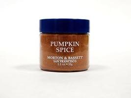 Morton & Bassett Pumpkin Spice, Single 1.1 Ounce Jar - $10.84